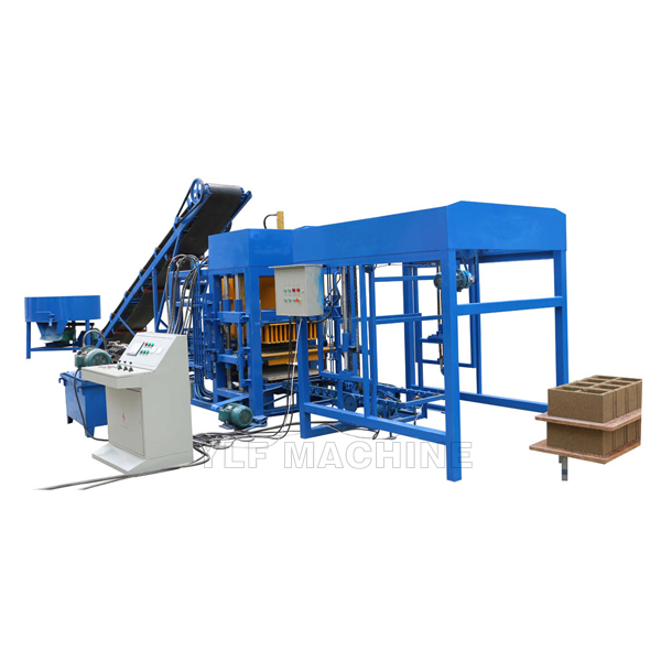 QTF4-25D concrete blocks making machine prices
