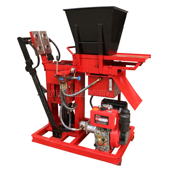 FL2-25B brick making process machine for sale