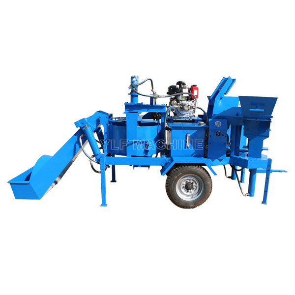 M7MI TWIN clay brick making machine price