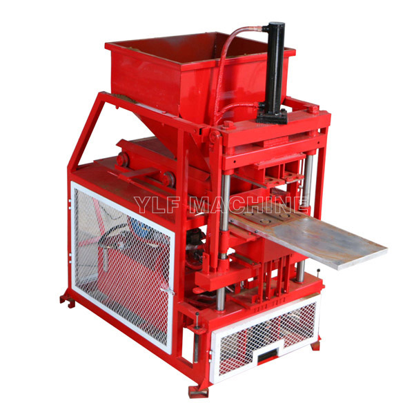 FL2-10 mud block making machine