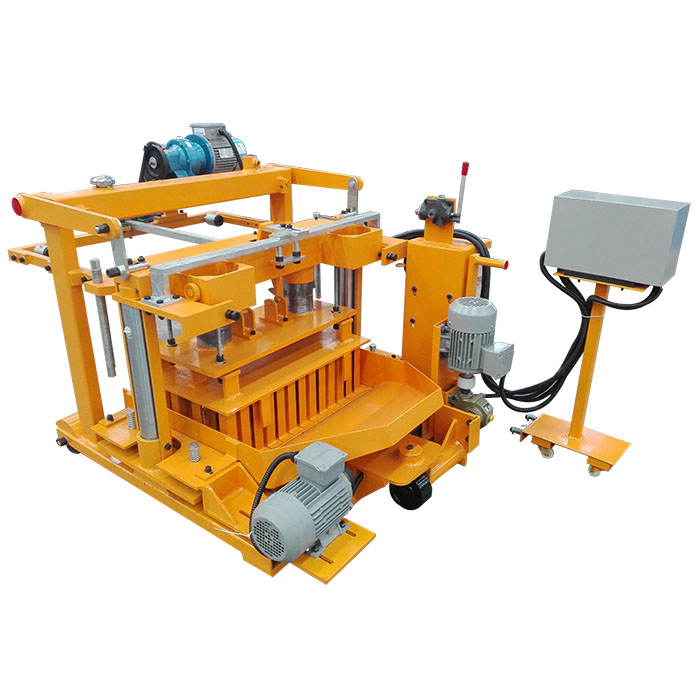 YLF40-3A block machine