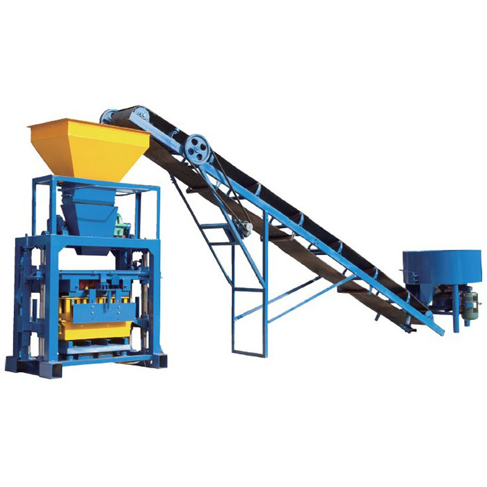 YLF40-1 block machine