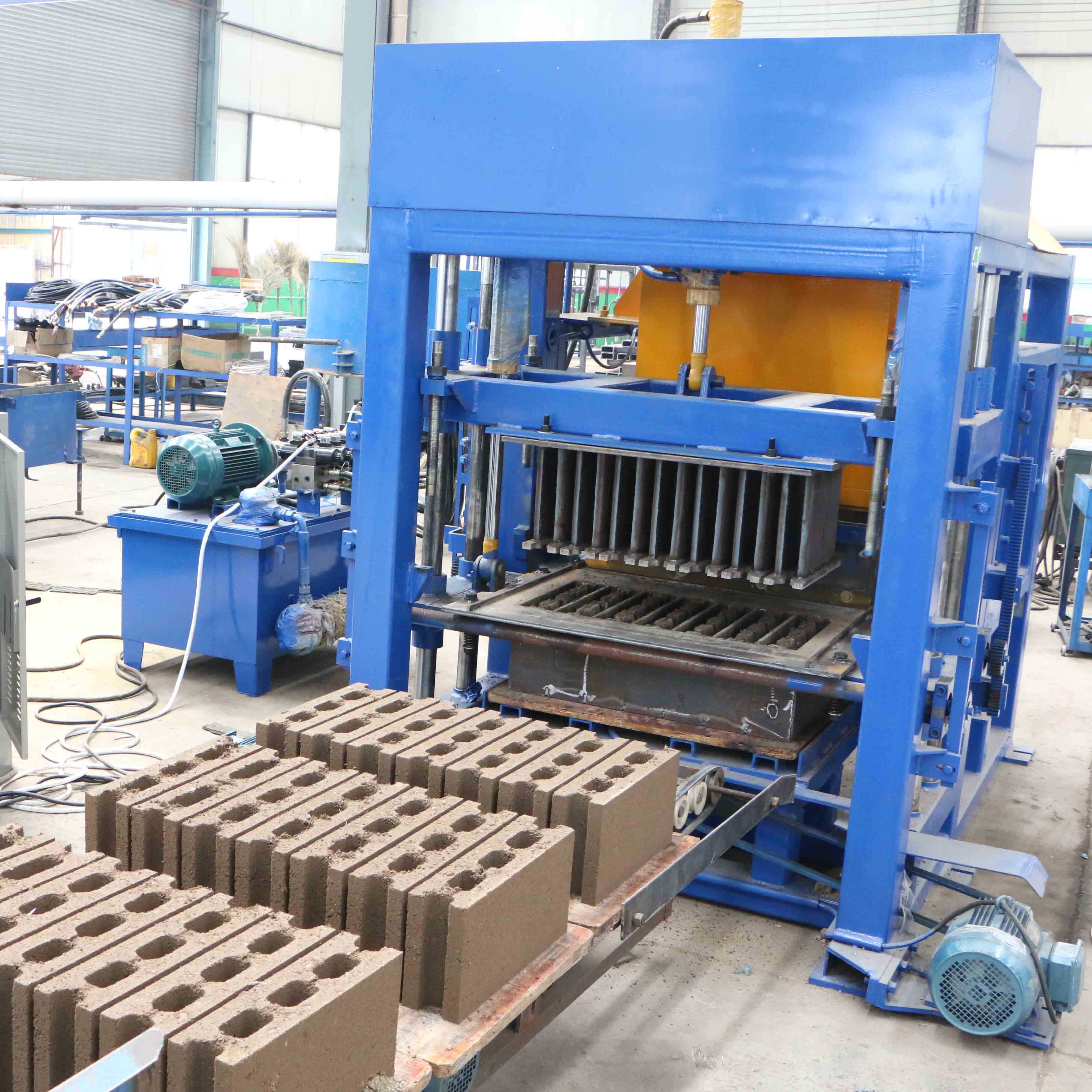 YLF4-25 block machine