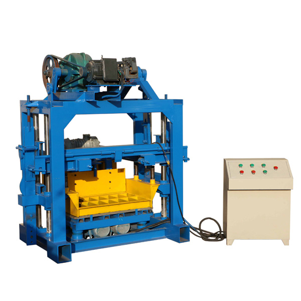QTF40-2B cement block making machine