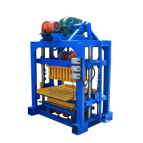 QTF40-2C hollow block making machine