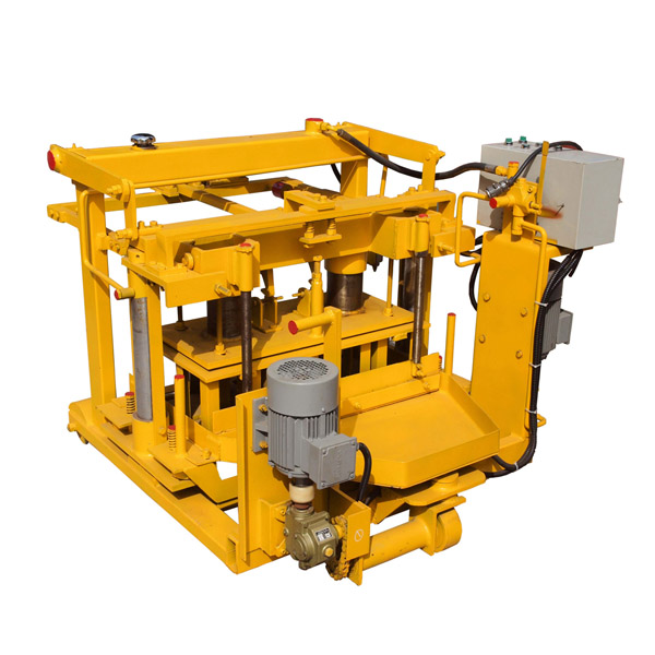 YLF40-3A concrete block machine