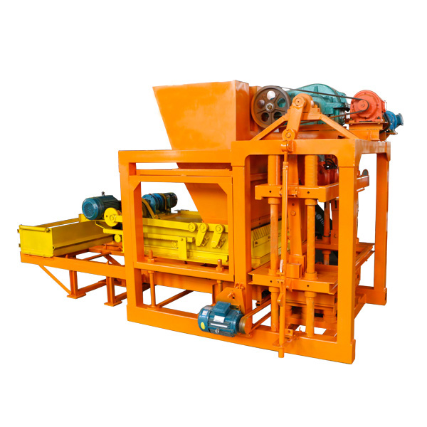 QTF4-25A hollow block making machine