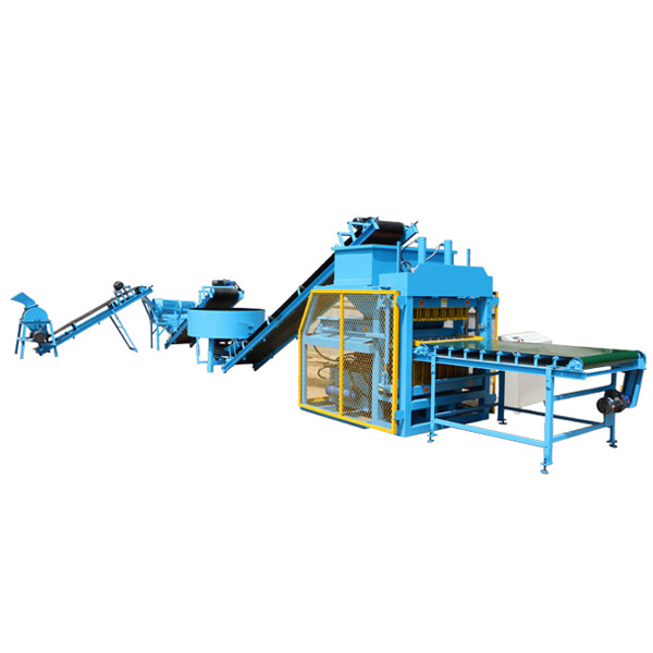 FL7-10 automatic brick making machine