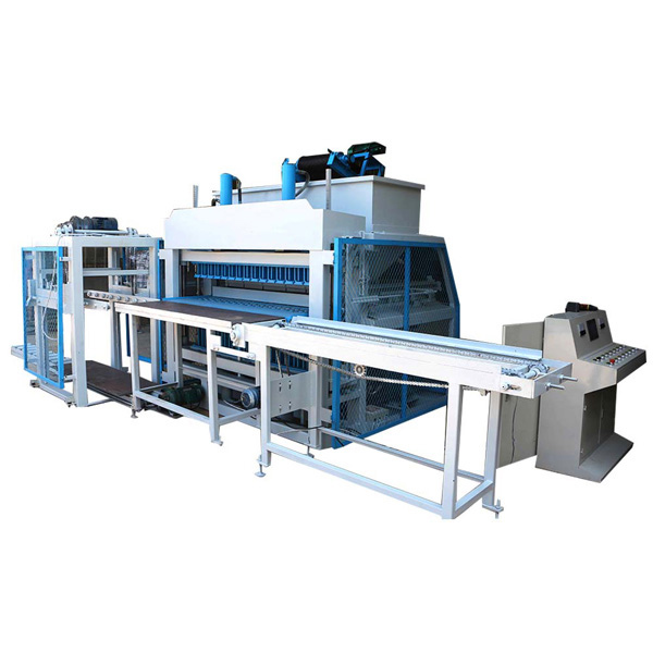 FL10-10 interlocking brick making machine