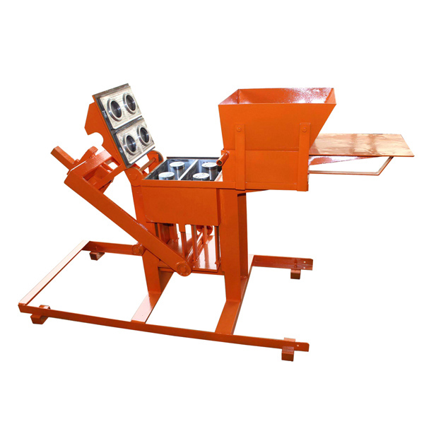 YLF2-40 small interlock brick machine