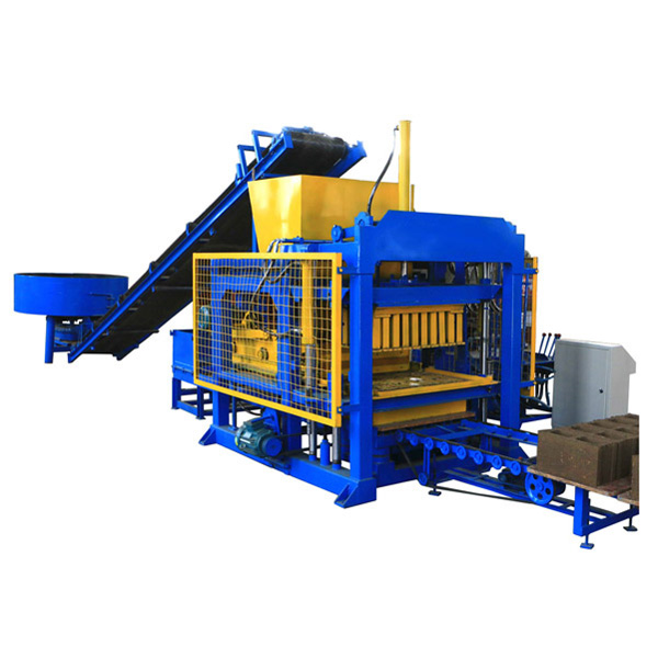 QTF4-25C concrete brick making machine price