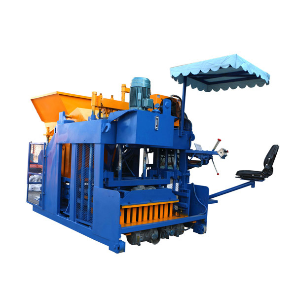 FL10-15M cement hollow bricks machine