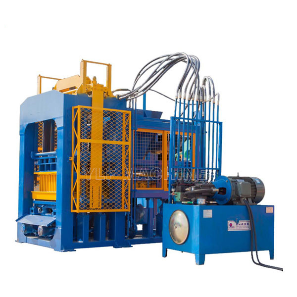 QTF8-15 hollow block machine price