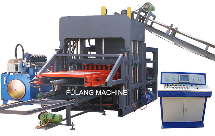 There are two important systems you should know about the brick making machine