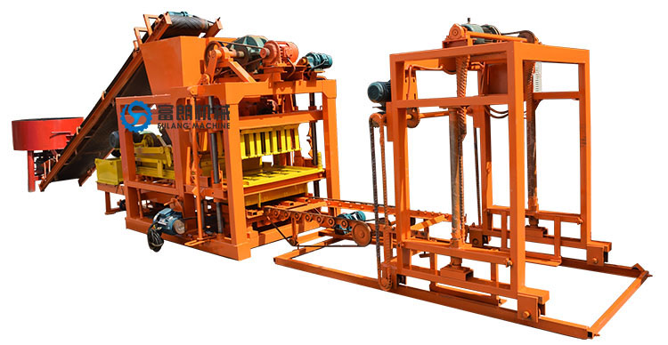 Cement brick machine can be widely used for many kinds of raw material